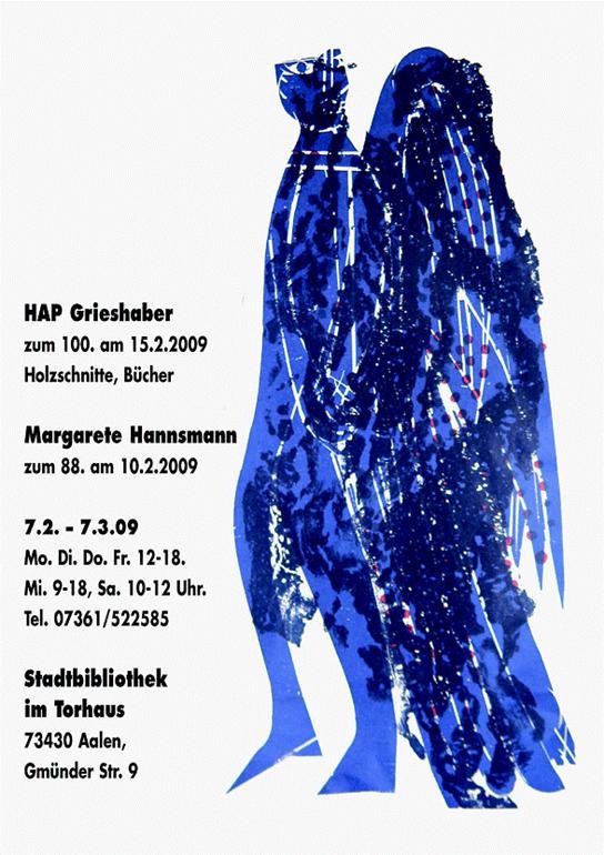 HAP Grieshaber 100 Hannsmann Aalen Achalm Reutlingen